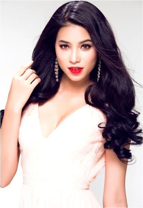 miss vietnam universe pham huong