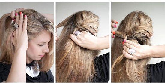 Teach your girlfriend do 2 super cute hairstyles for summer ...