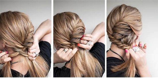 Strange Teach Your Girlfriend Do 2 Super Cute Hairstyles For Summer Short Hairstyles Gunalazisus